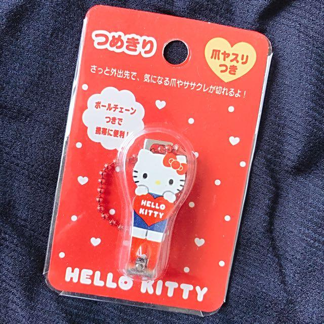 kitty可愛 指甲剪