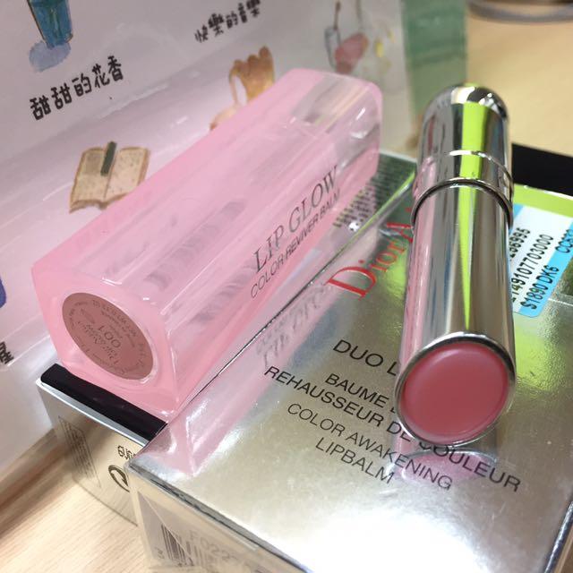 💕全新💕正品實拍 Dior 護唇膏