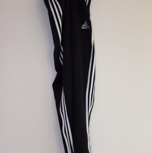 Adidas track pants *DAMAGED*