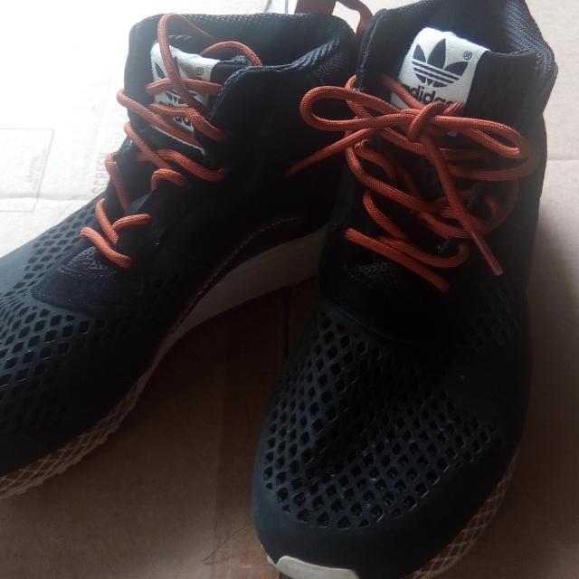Adidas originals ZXZ 930 cka Black Chukka Shoes M25147