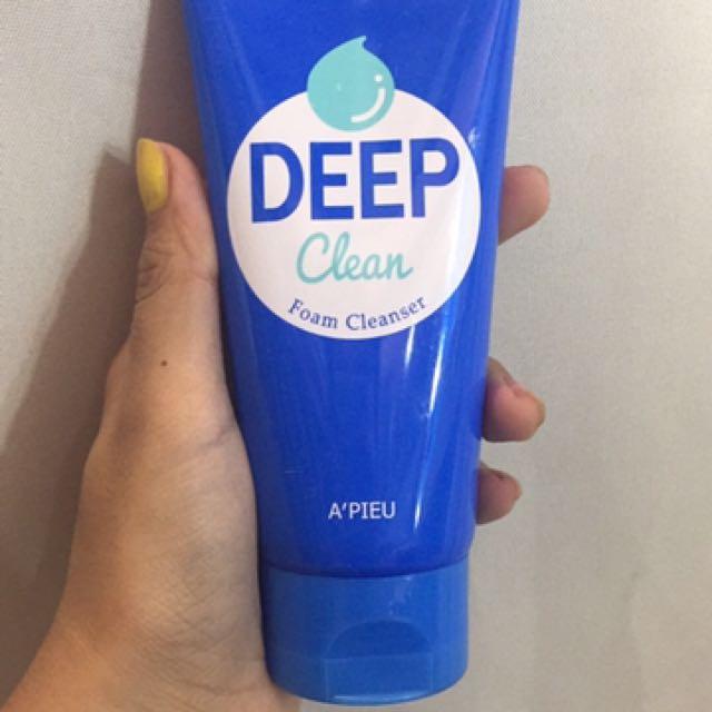 Apieu Deep Cleanser