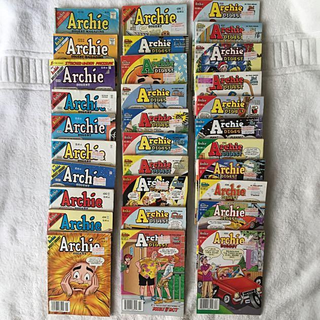 Archie Comics (Archie Digest)