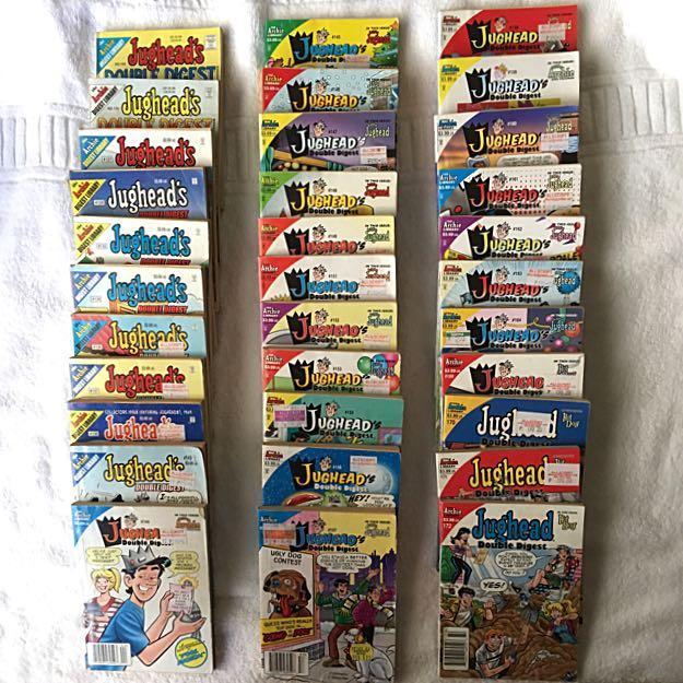 Archie Comics (Jughead's Double Digest)