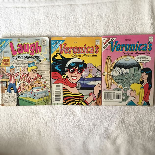 Archie Comics (Laugh and Veronica's Digest)