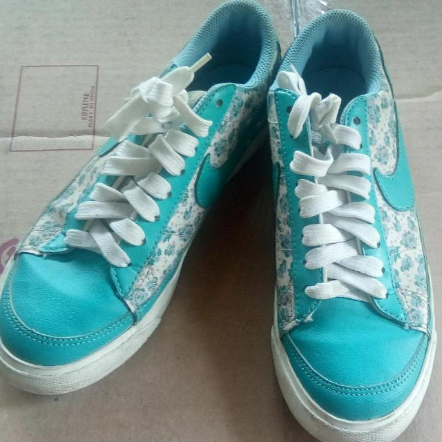 Authentic Nike Blazer Low Casual Shoes 398778-300