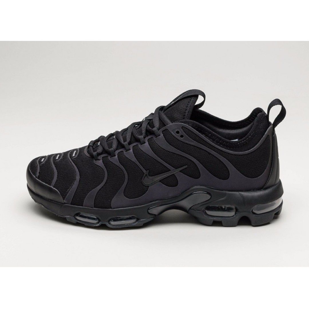 Authentic Nike NIKE AIR MAX PLUS TN ULTRA BLACK   BLACK   ANTHRACITE ... 30533e8b290f