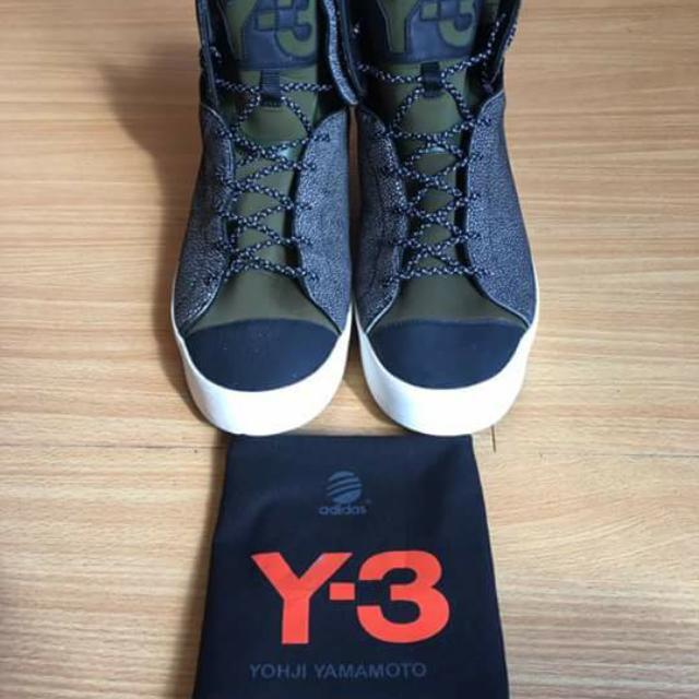 SALE!  Preloved Adidas Yohji Yamamoto Y3 Laver High 2