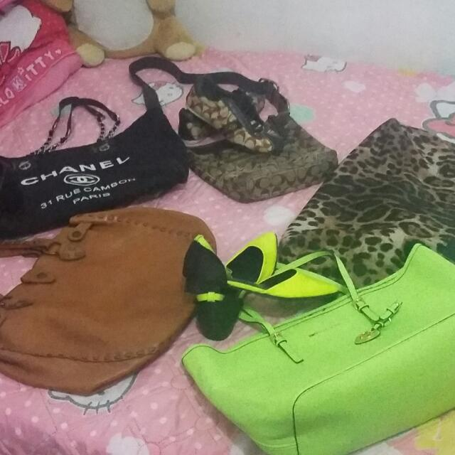 Bags and Shoes Original Take All