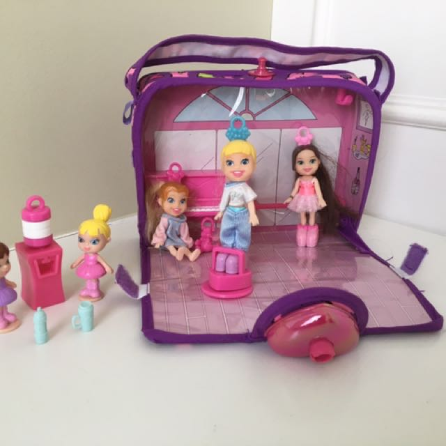 Ballerina Doll Set