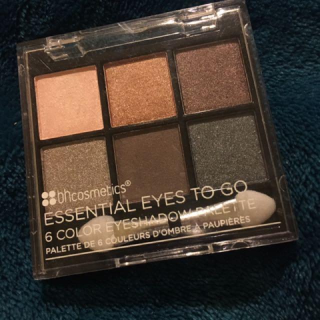 BH Cosmetics 'Essential Eyes To Go'