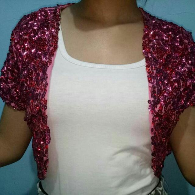 Blink Pinky Blazer