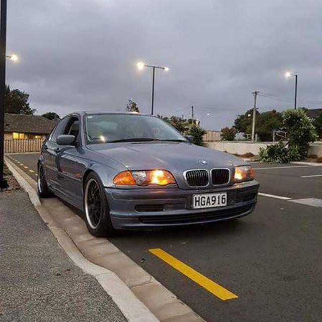 BMW 318i E46 1998