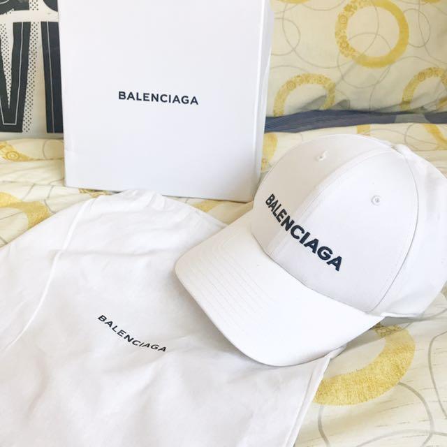 BNIB Balenciaga Cap Rep