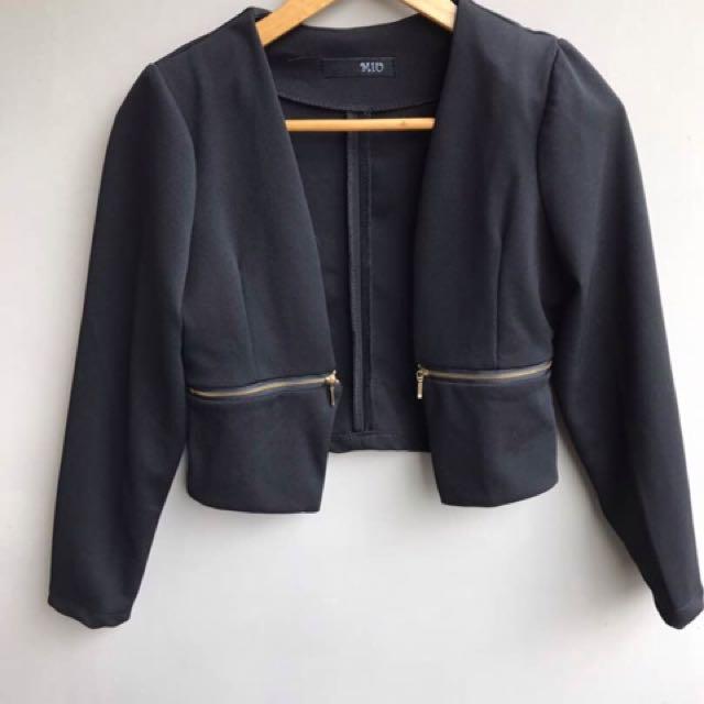 Bolero blazer