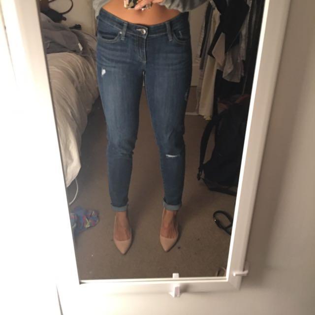 Boyfriend Jeans Sz 26