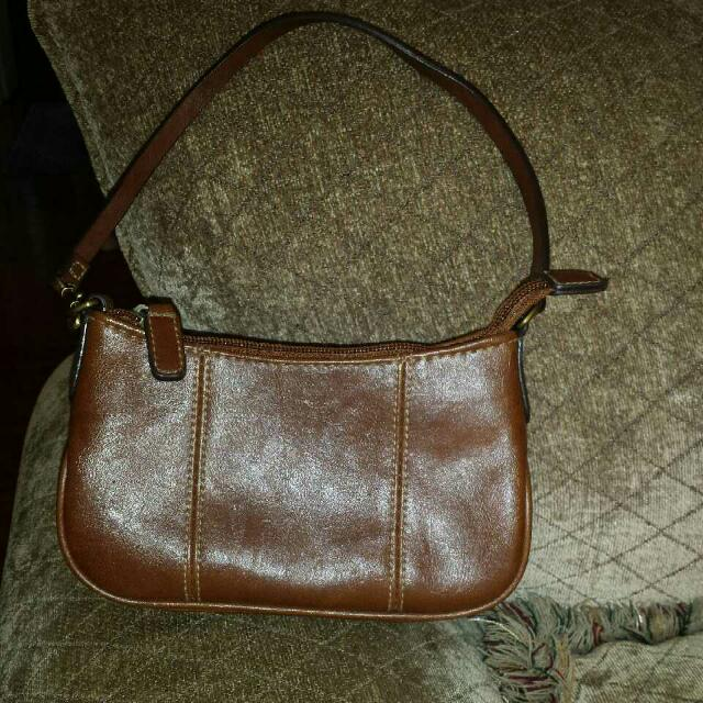 Brown Mini Bag