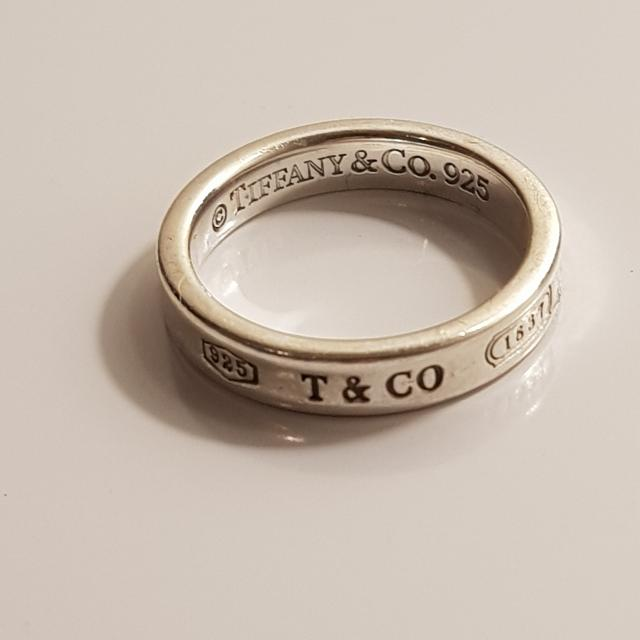 Classic Tiffany & Co. Ring