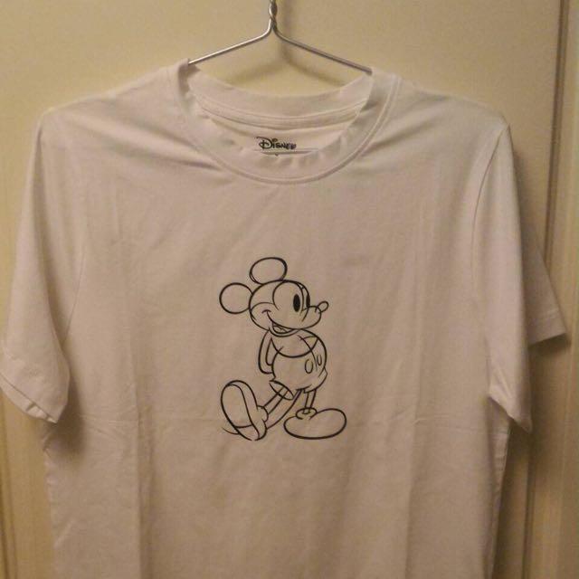 Coach x 迪士尼 米奇 聯名款 女用 T-shirt