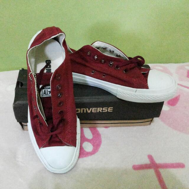 Converse All Star Low Chuck Taylor Series