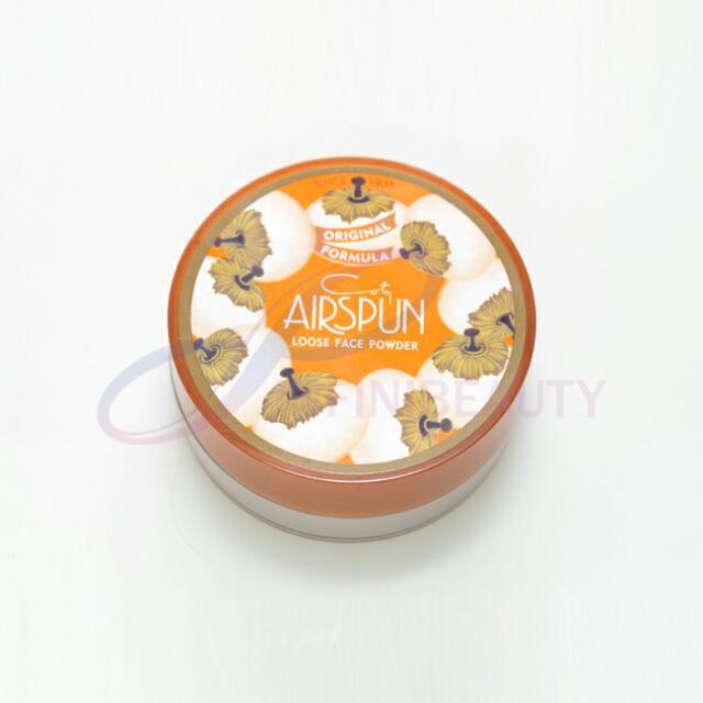 Coty Airspun Loose Face Powder [SHARE IN JAR]