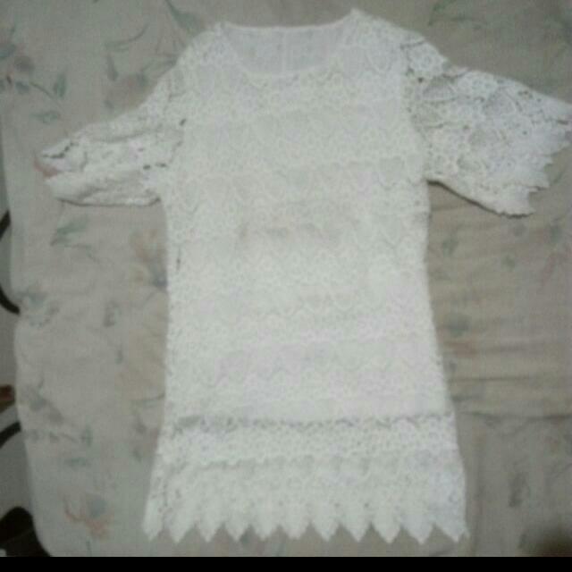CROCHETE DRESS