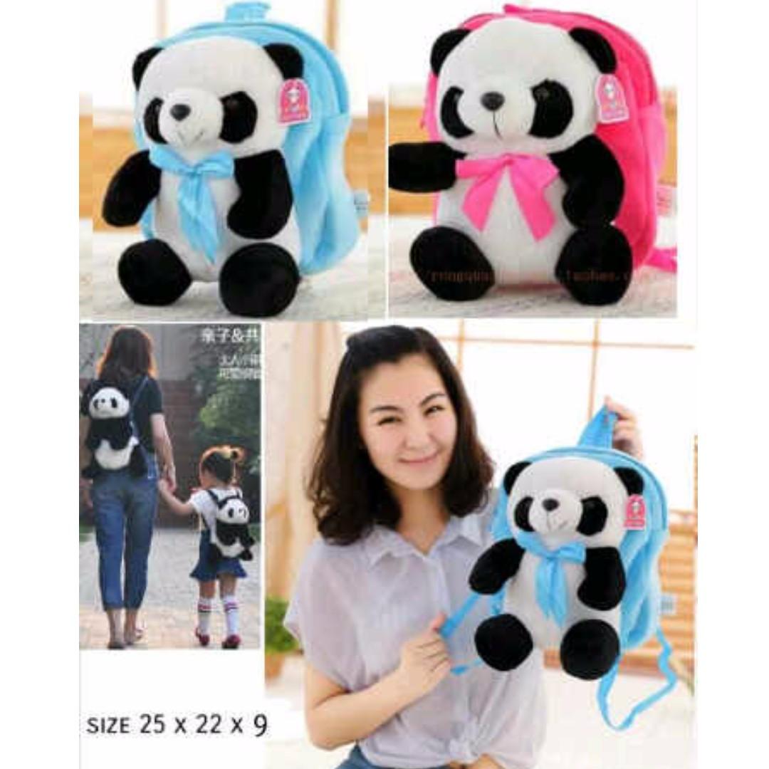 CS701 Panda Backpack IMPORT