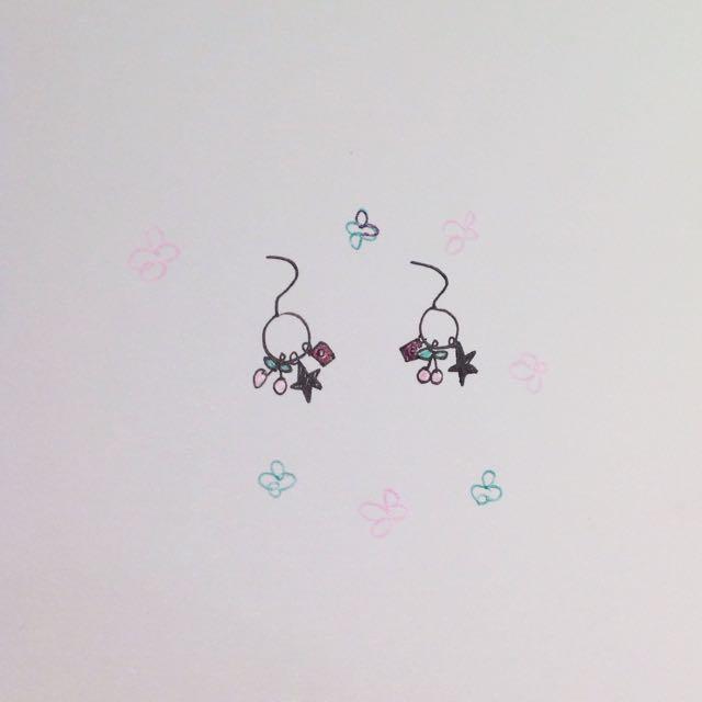🔮Dangly Earrings
