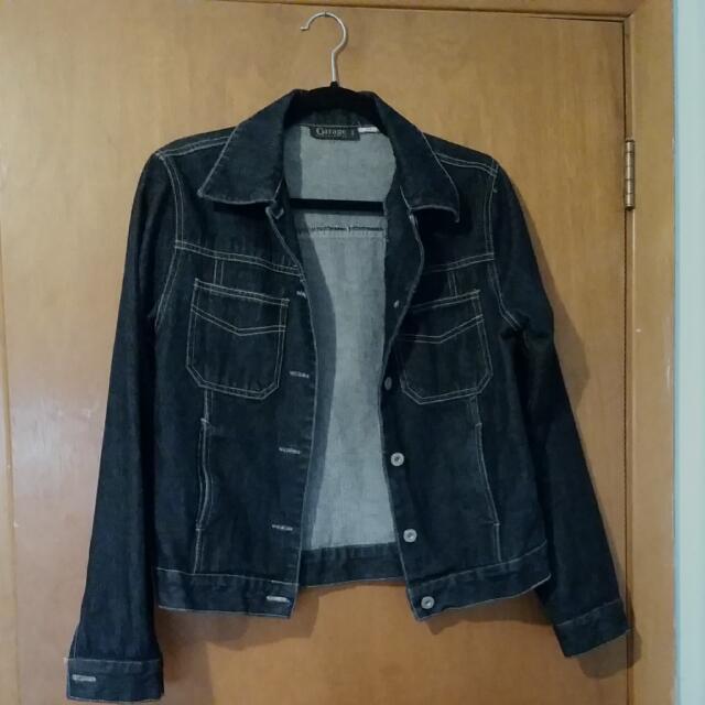 Dark Denim Jacket