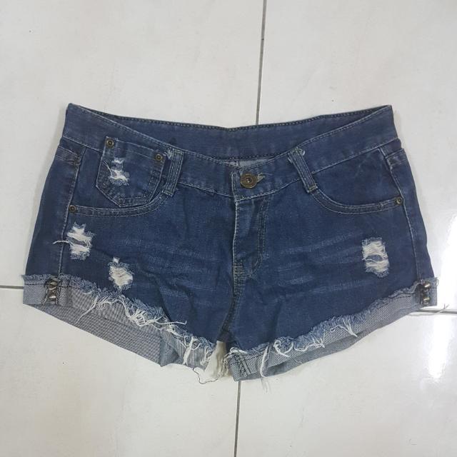 Denim Jeans Shorts