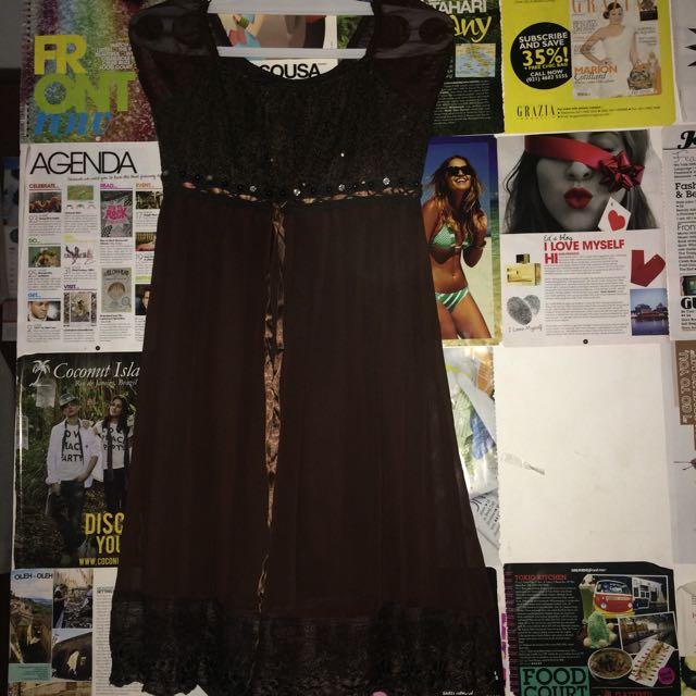 Dress Pesta Yu Tang