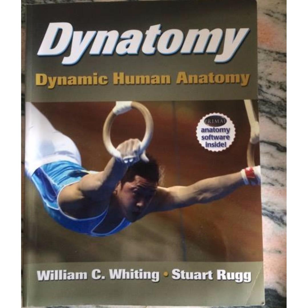 Dynatomy; Dynamic Human Anatomy