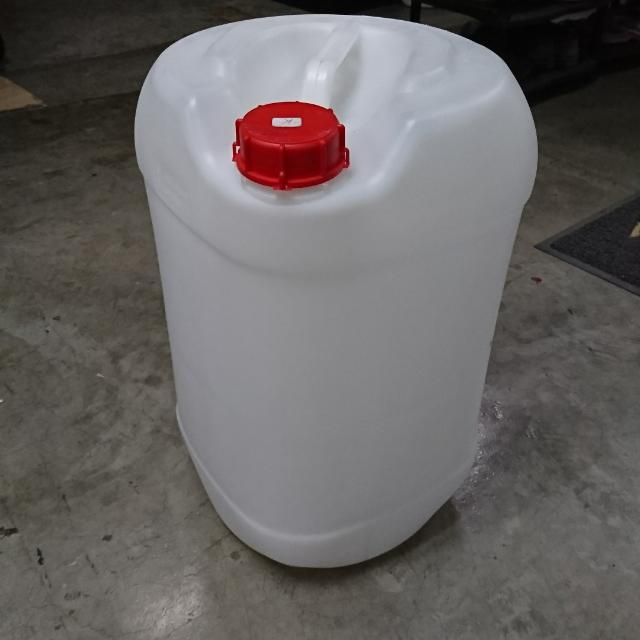 Jerry Can (Food Grade, 37L, HDPE)