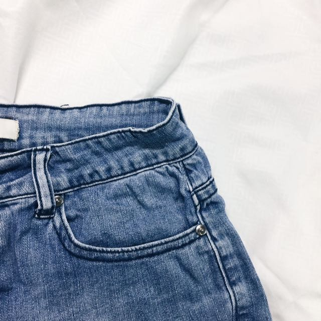 F21: LOW WAISTED SHORTS