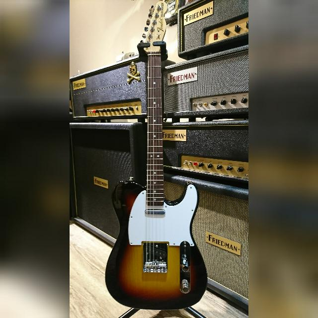 Fender Japan Classic 70s Tele