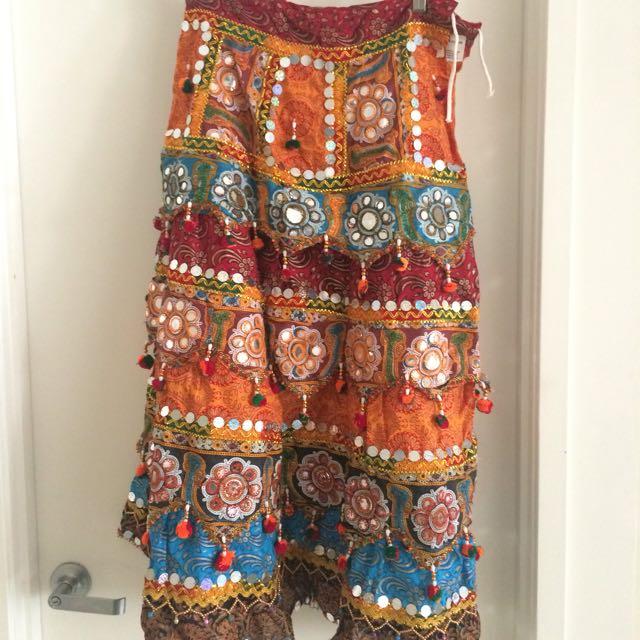 Festival Tree Of Life Skirt