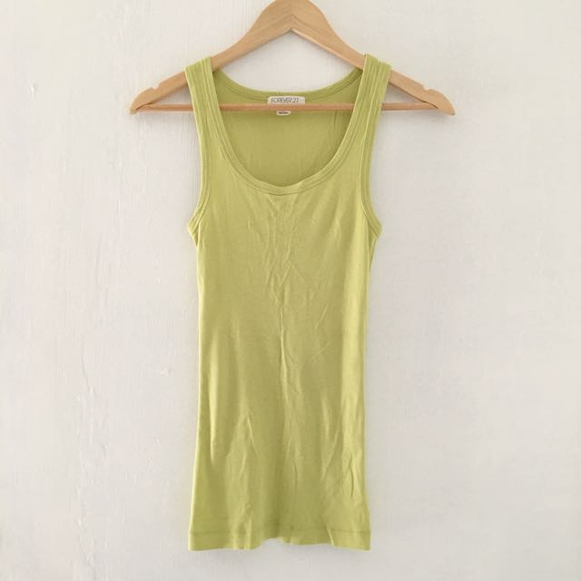 Forever 21 Lime Top