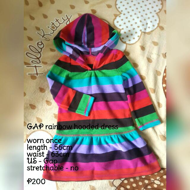 GAP Hooded Dress