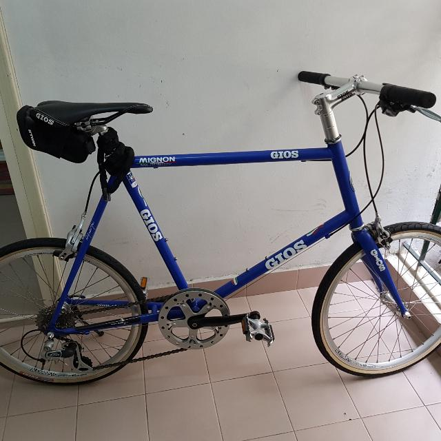 Gios Mignon Mini Velo Bicycle, Bicycles & PMDs, Bicycles on Carousell
