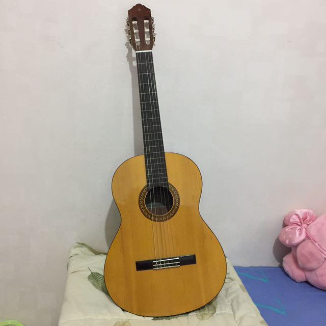 (FREE TUNER) Gitar Yamaha C315