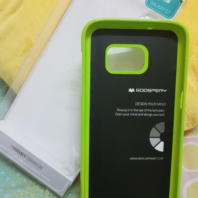 Goospery Case For Samsung S7 And S7 Edge