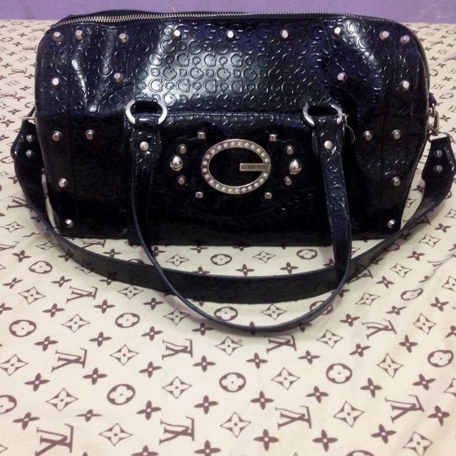 guess bag (black)