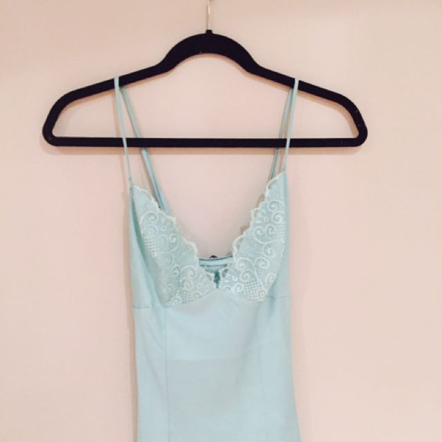 GUESS Medium Lace Tank