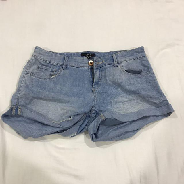 H & M Denim Shorts