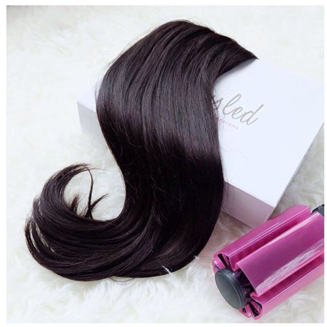 Hair Extensions (Tousled Halo Hair Extensions)