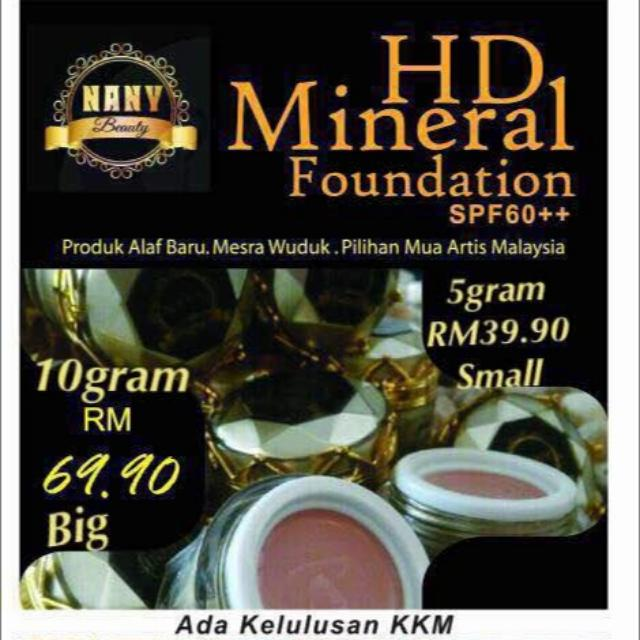 HD MINERAL FOUNDATION