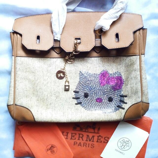 Hermes Hello Kitty