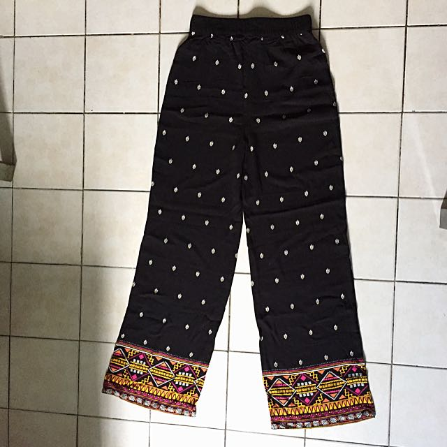 H&M Coachella Pants