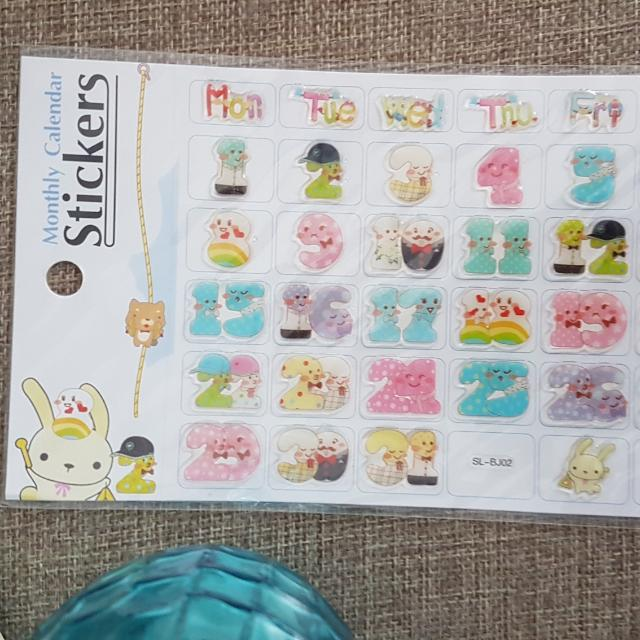 Imported Sticker Sets