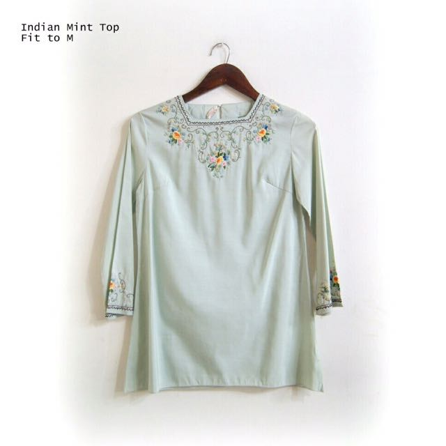 Indian Mint Top