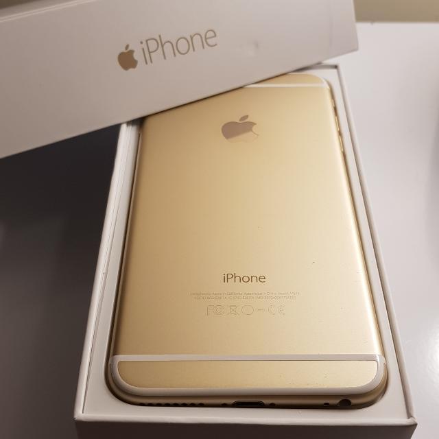 iPhone 6 Plus - Gold